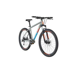 Serious Shoreline 27,5 etujousitettu maastopyörä , harmaa/musta